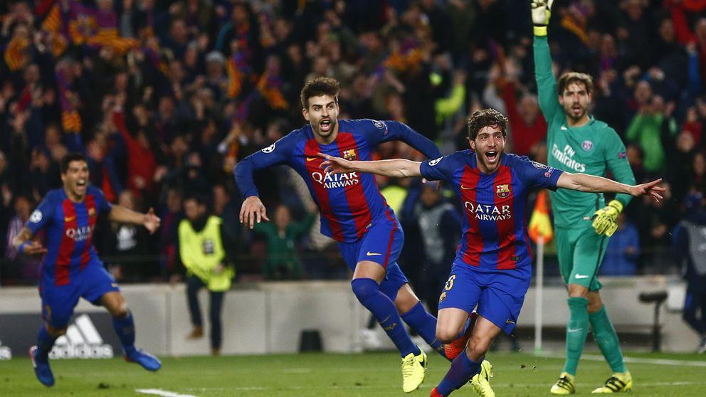 FC Barcelona - PSG: historia gráfica de una remontada nunca vista antes