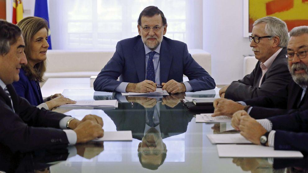 Sindicatos y patronal ultiman la firma de un nuevo pacto de rentas