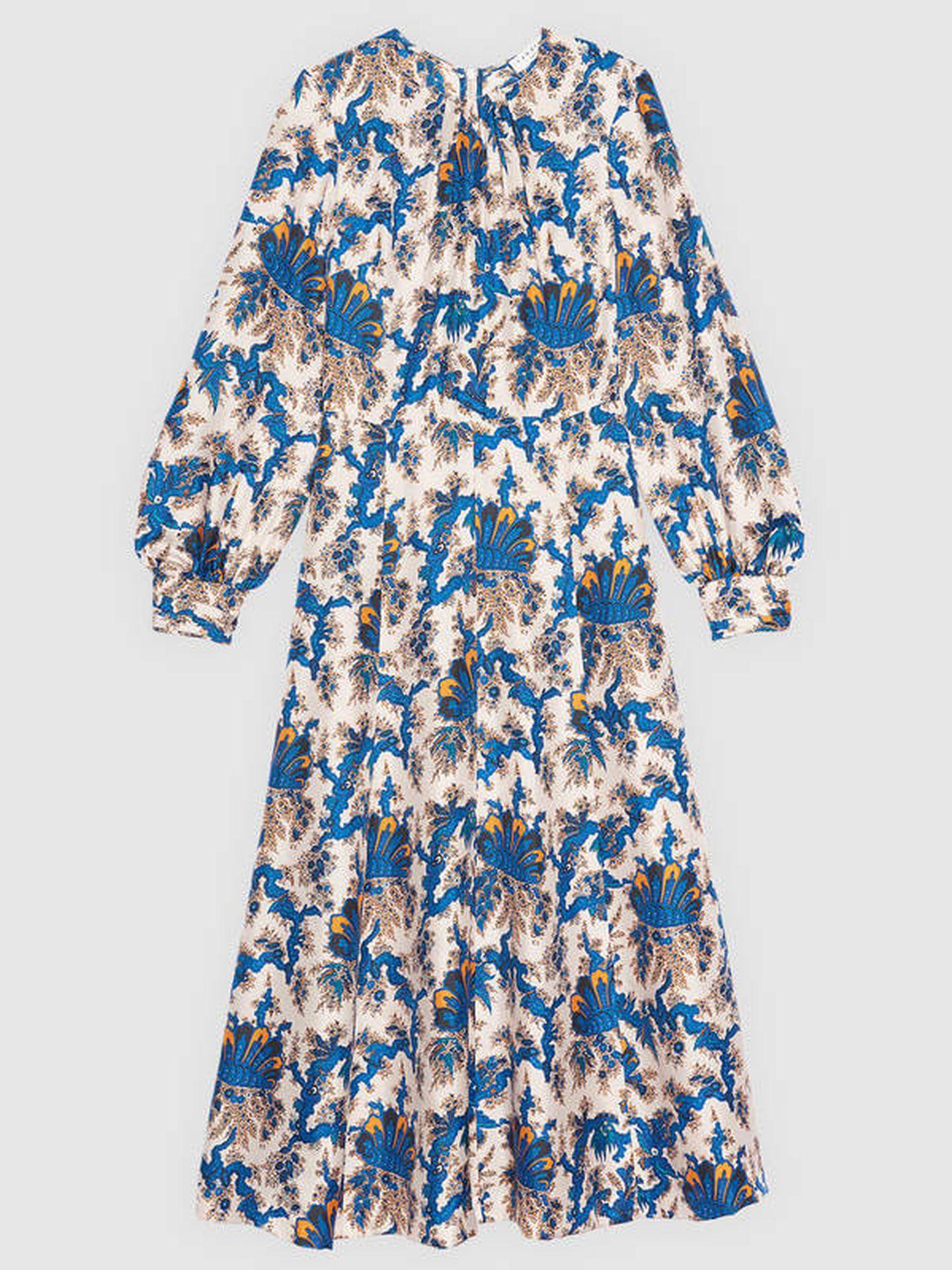 El vestido de Sandro.