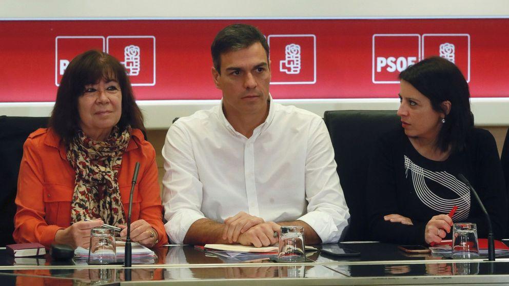 El PSOE avisa a Puigdemont de que no se frenará el 155 si hay cualquier tipo de DUI