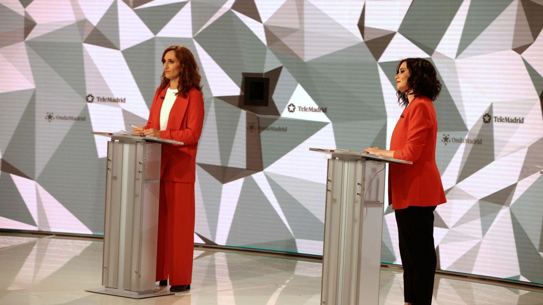 La candidata a la presidencia de la Comunidad de Madrid por Más Madrid, Mónica García. (EFE)
