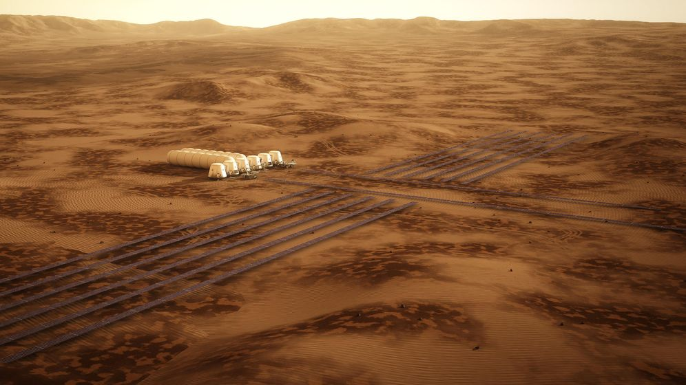 Foto: Mars One adquiere ribetes de fraude: Seleccionan a quien más paga