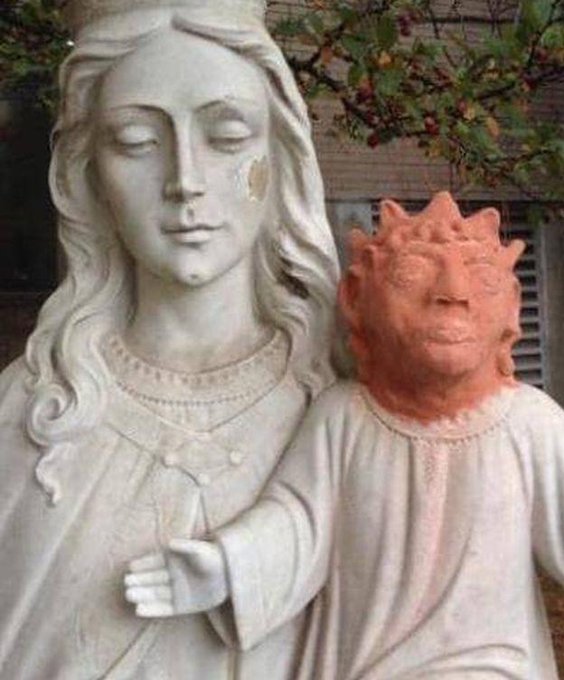 Foto: La Virgen con el Niño Jesús (CBC)
