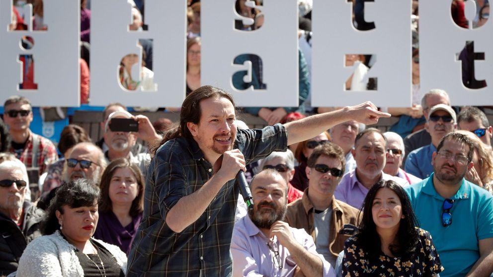 Iglesias confía en ocupar el Ministerio del Interior tras el 28A para limpiar las cloacas