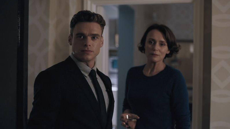 Secuencia de la miniserie británica, 'Guardaespaldas'. (Netflix)