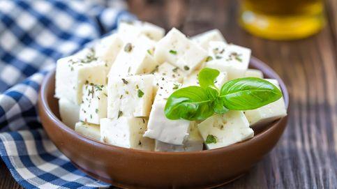 Feta, el queso más típico de Grecia es bajo en calorías