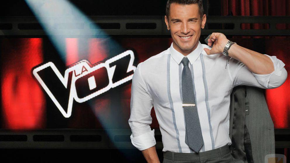 Jesús Vázquez avanza un cambio de perfil en los concursantes de 'La Voz'