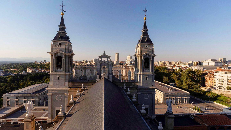 Catedral de La Almudena de Madrid. (EFE)