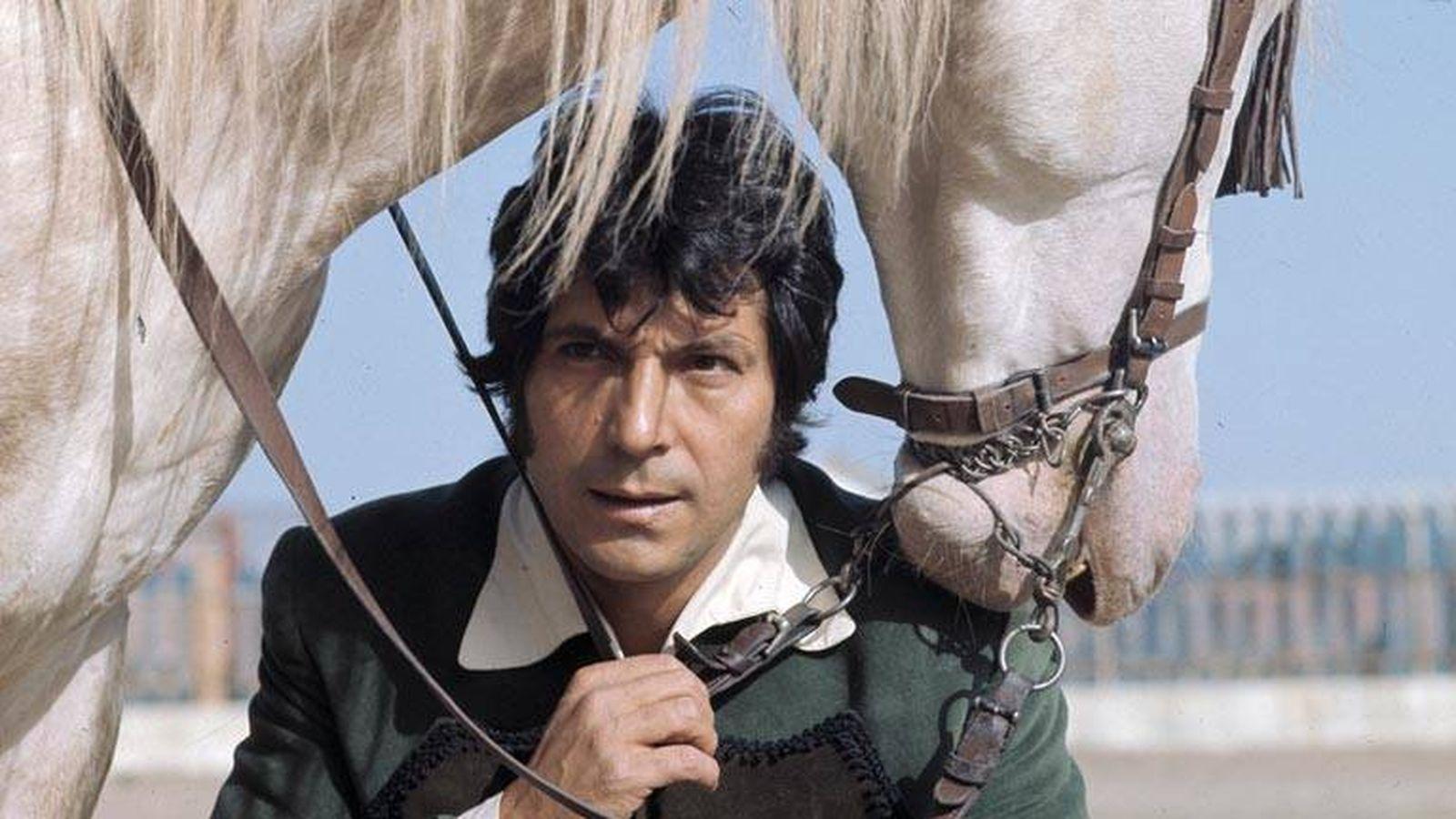 Foto: Imagen de la serie 'Curro Jiménez'. (RTVE)
