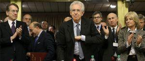 Monti presenta su dimisión una vez aprobados los presupuestos generales de 2013