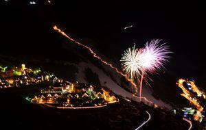 Los Pirineos de Cataluña reciben la Navidad llenos de actividades