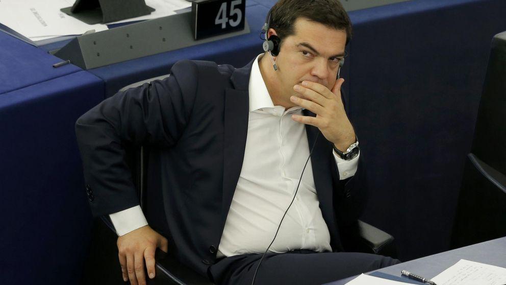 Cayó la bomba: Tsipras 'atrapado' y 'deprimido' nunca quiso ganar el referéndum