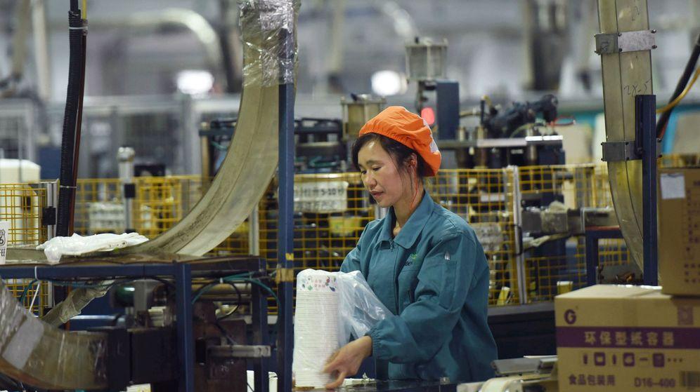 Foto: Fábrica en China (Reuters)