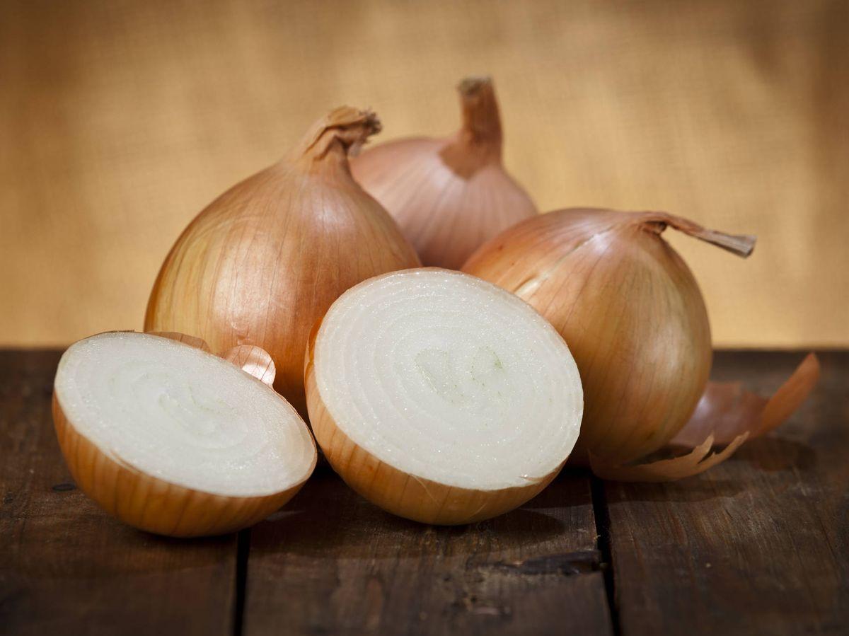 La cebolla es buena para la salud del corazon