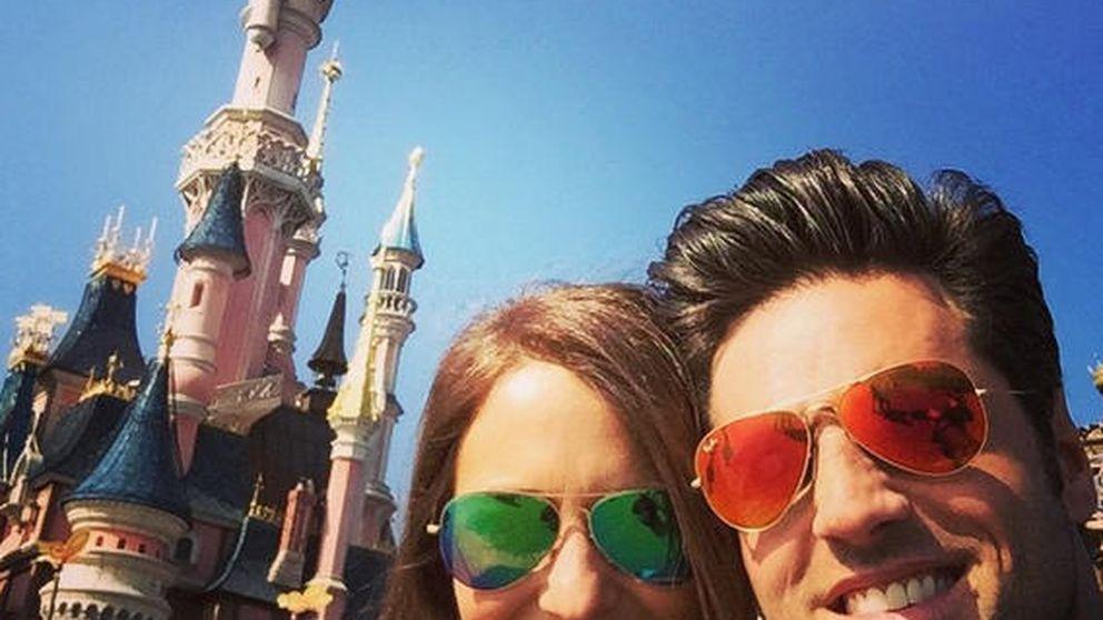 Instagram - Bustamante y Paula, fin de semana en Disneyland París