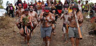 Post de Una explosión minera destruye cuevas aborígenes de 46.000 años de antigüedad