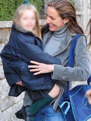 El altercado de Telma Ortiz con un fotógrafo en Barcelona