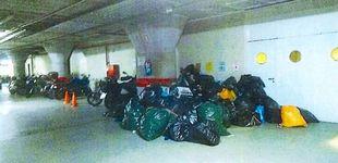 Post de Basura apilada, pulgas, ratas... Un sindicato de la Ertzaintza pide cerrar comisarías
