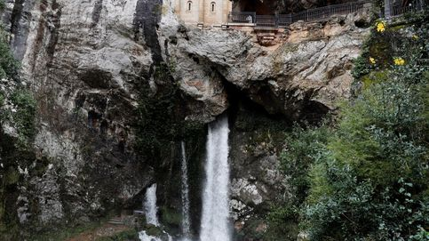 Muere el niño de tres años que cayó en el Santuario de Covadonga