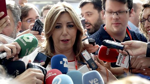 Susana Díaz vuelve a ser candidata en Andalucía: Tengo fuerzas, ilusión y ganas