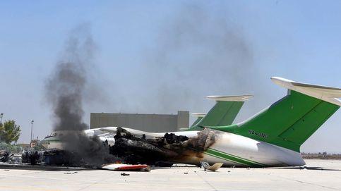 El avión de Gadafi vuelve a estar operativo sobrevolando Europa