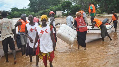 Cruz Roja señala que el cambio climático está agravando la crisis sanitaria