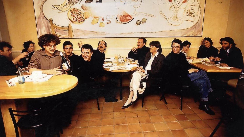 La cultura barcelonesa de los 90 en un local de Rosa Esteva. (Cortesía)