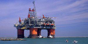 Controlado un escape de petróleo en una plataforma de Shell en el Mar del Norte