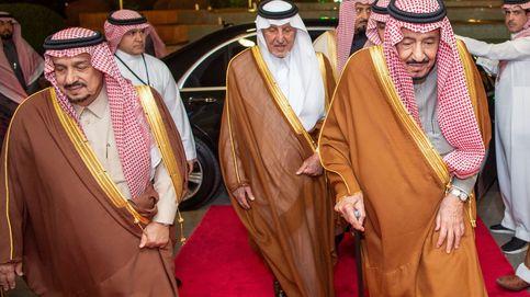 Detenidos dos miembros de la familia real saudí por un intento de golpe de estado