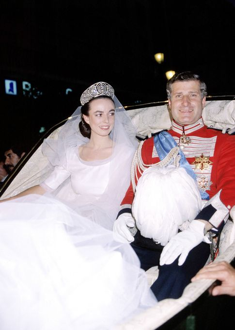 El día de su boda con Matilde Solís (Gtres)