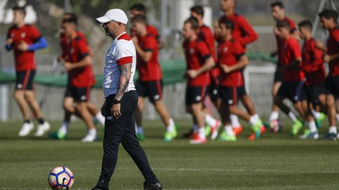 Un enfurecido Sevilla enfría el nuevo contrato de Jorge Sampaoli