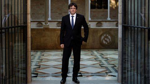 Carles Puigdemont veta espacios del Palau de la Generalitat al futuro 'president'