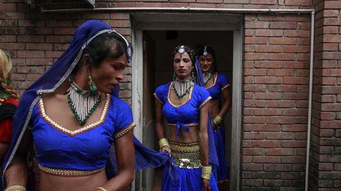 Competición de danza transgénero en Nepal