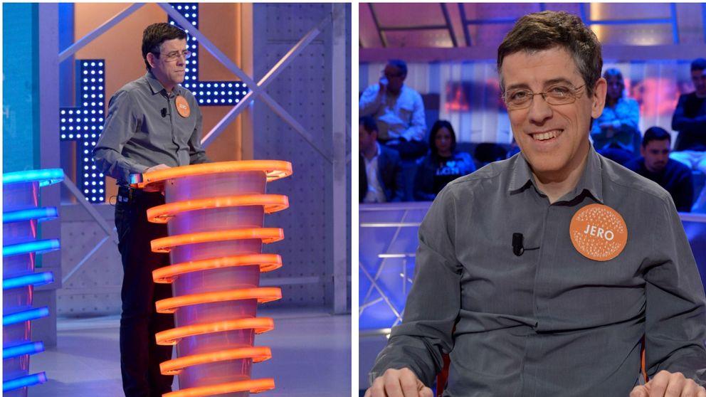 Jero, eliminado de 'Pasapalabra' con récord de permanencia y 133.800 euros