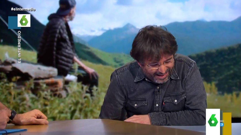 Jordi Évole, en 'El intermedio'. (Atresmedia Televisión)