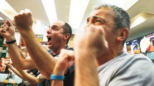 En Argentina todavía quedan hombres como Dios manda