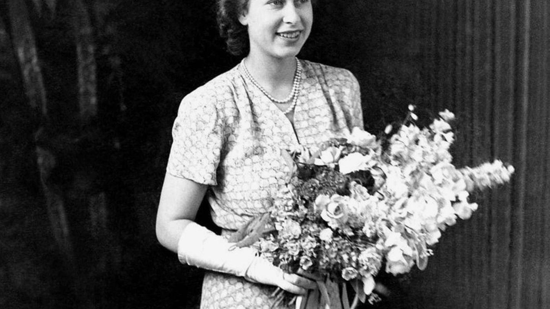 Isabel II, en 1946. (EFE)