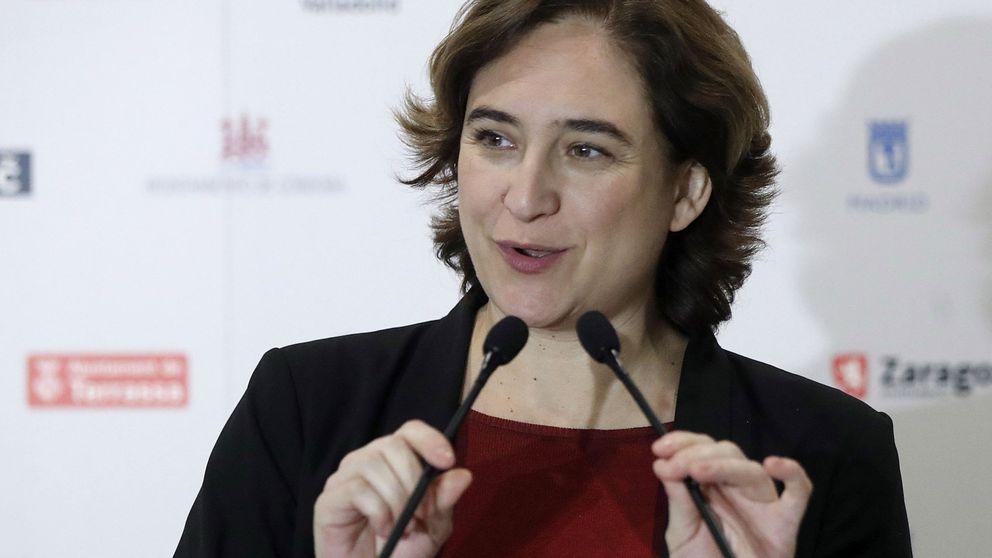 Colau ya tiene nombre para su partido: sin la marca Podemos y con guiño nacionalista