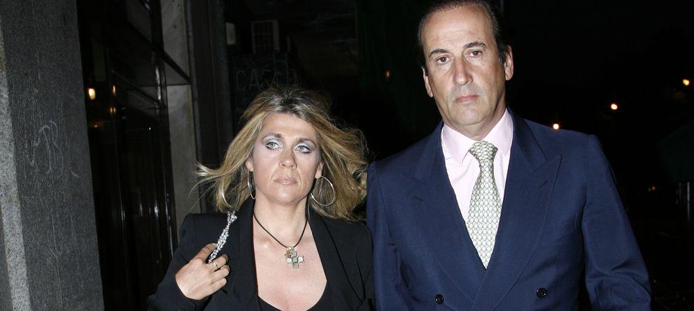 Foto: Francis Franco y Miriam Guisasola en una imagen de archivo (Gtres)