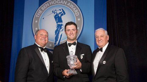 Jon Rahm consigue lo nunca visto: repite victoria en el Ben Hogan Award