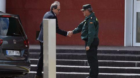 Torra tiene urgencia en reunirse con Sánchez: quiere saber su plan para Cataluña