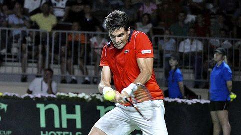 Así vivimos en directo el partido de Copa Davis entre Rublev-Pablo Andújar