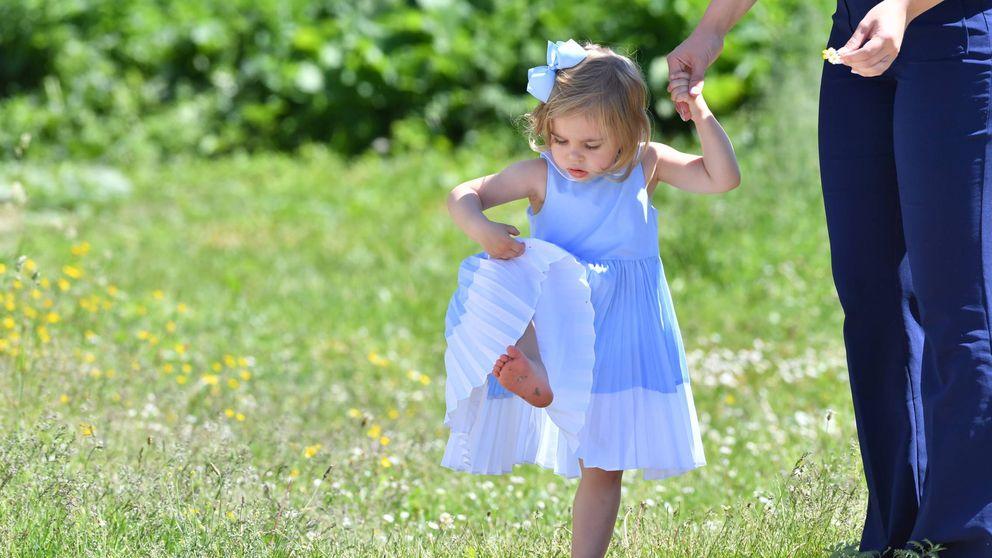 Leonore de Suecia, una princesa descalza por los prados de Gotland