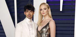 Post de La boda rockera de Sophie Turner (Sansa Stark) y Joe Jonas, a través de las redes
