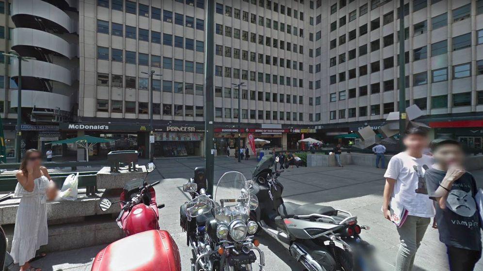 Foto: La sede del SMAC, en la calle Princesa de Madrid.