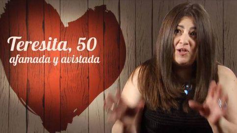 La excéntrica comensal de 'First Dates' que dice ser como Madonna: Somos casi familia