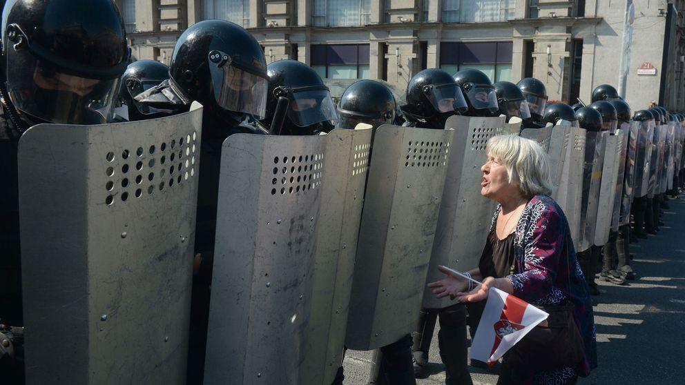 Lukashenko habla de guerra civil en Bielorrusia pero dice que no sucederá