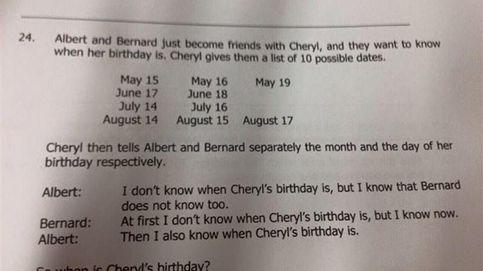 El problema de matemáticas que trae de cabeza a todos. ¿Te atreves?