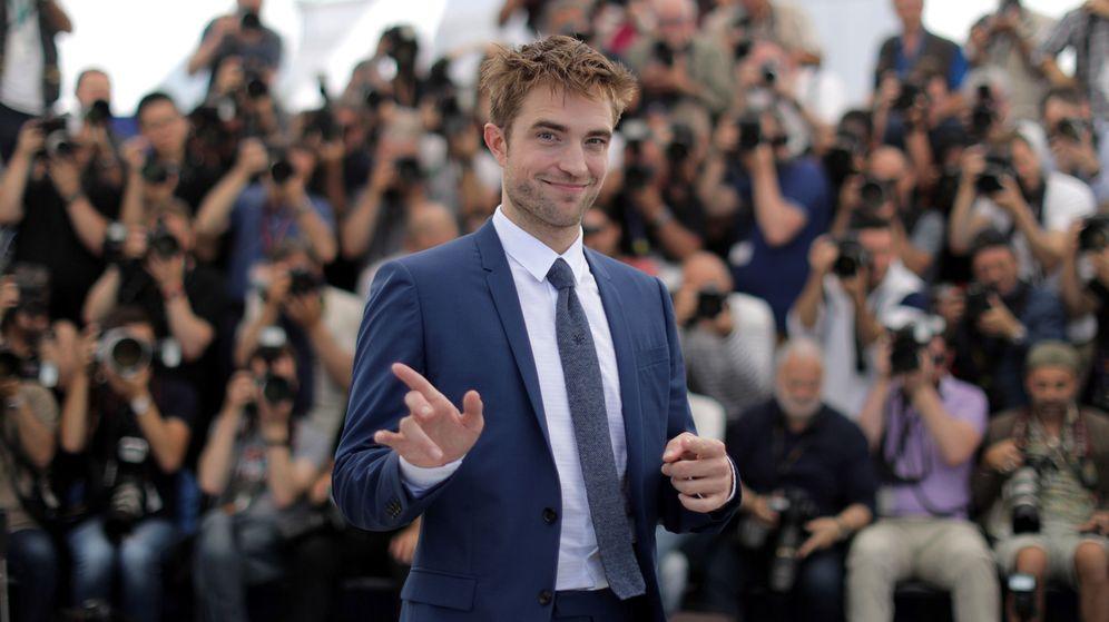 Foto: Robert Pattinson posa en Cannes en el pase de 'Good Time'. (Reuters)