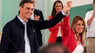 PSOE y 'sanchismo' se citan en Andalucía